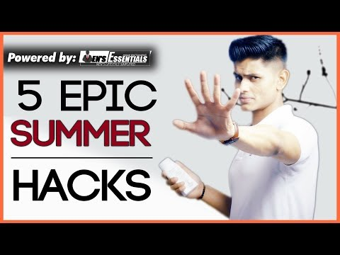 5 Summer Style Secrets | EASY Hot Weather Fashion Hacks for INDIAN MEN | Mayank Bhattacharya
