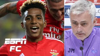 Jose Mourinho 'more worried' about Middlesbrough than Gedson Fernandes | FA Cup