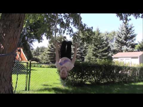 How To Do Basic Static Trapeze Tricks