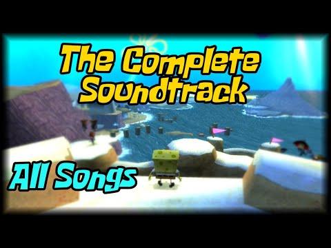 SpongeBob SquarePants: Battle for Bikini Bottom - All Songs/Full Soundtrack