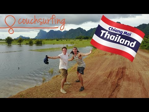 Travel Update + Couchsurfing w/ the Budgeteers!