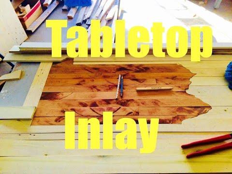 Scrap Wood Countertop or Tabletop