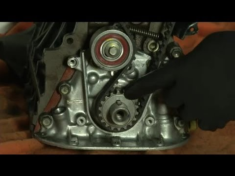 The Car Is Shaking After Replacing the Timing Belt : Timing Belts & Other Auto Repairs
