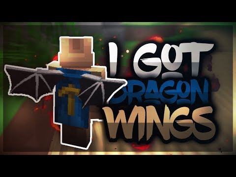 How To Get Dragon Wings And Minecon Capes In Minecraft!