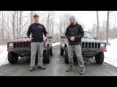 Manual VS Automatic Transmissions Off Road