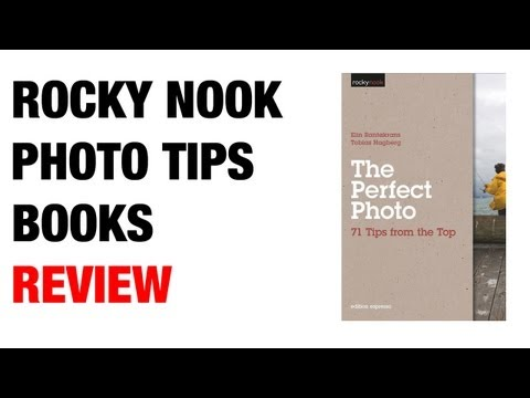 Rocky Nook Photo Tips Books Review