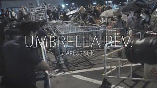 October 15, 2014 - Lung Wo Road 龍和道 Umbrella Revolution