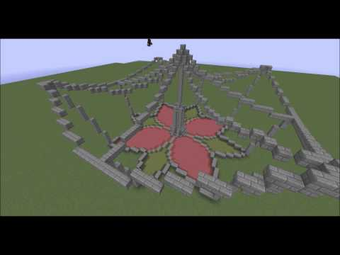 Minecraft Spawn Timelapse
