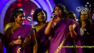 Lagaan Movie Songs Medley By Berklee Indian Ensemble  Usa  54th Bengaluru Ganesh Utsava