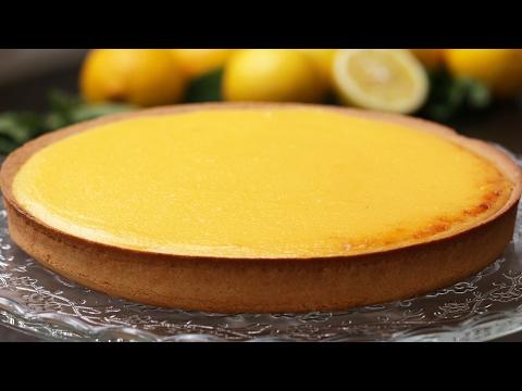 French-Style Lemon Tart (Tarte au Citron)