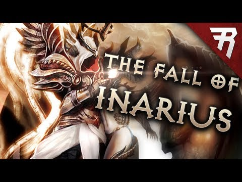 The Fall of Inarius: The Great Sacrifice. Diablo Lore Part 5