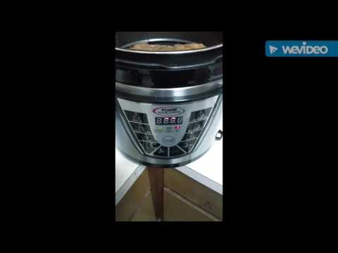 Power Pressure Cooker XL Pulled Pork