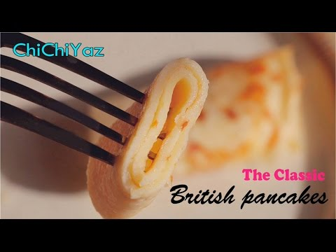 How to make the classic British pancakes