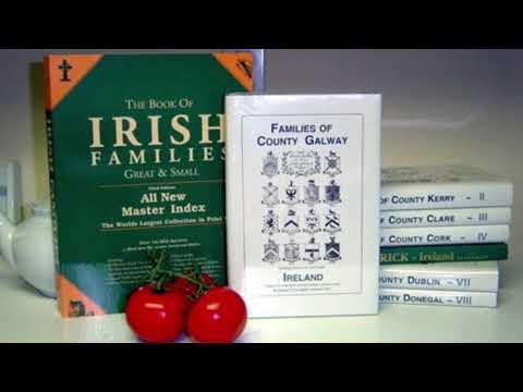Cavanaugh / Kavanaugh name; Galway, Leitrim genealogy; Tyrell; Kilalli; DNA map IF49