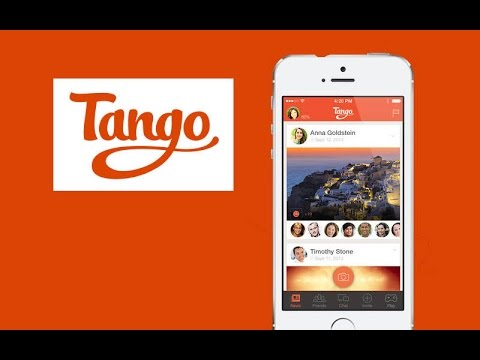How to UnBlock Contact Friends From Tango Apps In Andriod-Iphone 2015