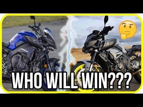 Yamaha MT10 vs Woolich racing tuned MT10