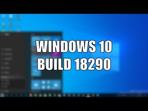 Windows 10 Build 18290 - A touch of Fluent for menus in Start, Syncing your clock & more!