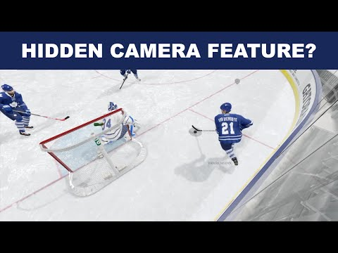 Hidden NHL Feature? Hybrid Camera Angle