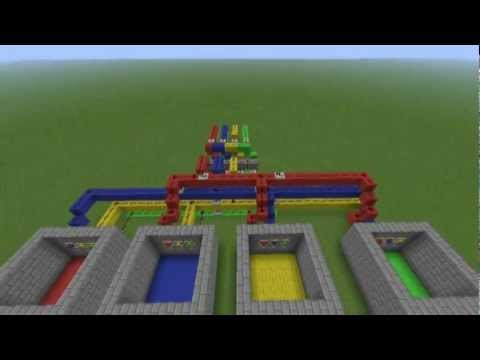 Minecraft Command Block Bottle O' Enchanting Teleportation Tutorial