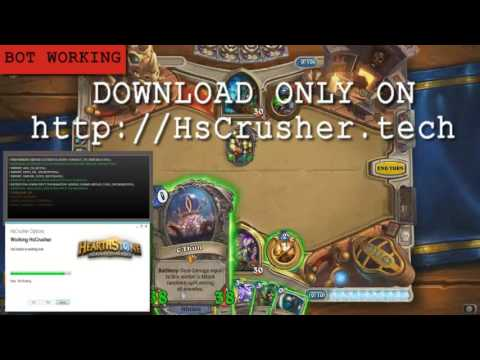 Hearthstone Bot Working Hearthstone Arena Bot Is HERE!
