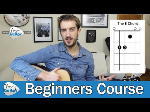 How to Read Guitar TAB & Chord Boxes (Guitar Basics - Lesson 6)