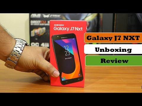 Samsung Galaxy J7 NXT | Unboxing and Review