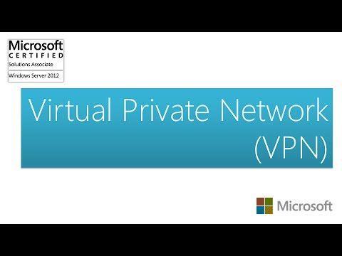 Windows Server 2012 R2 | Virtual Private Network (VPN) - Part 1