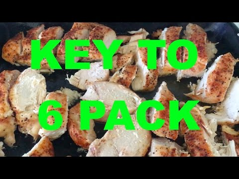 How to Bake Chicken Breast for Building Muscle, Burning Fat, Increased Metabolism, Bodybuilding