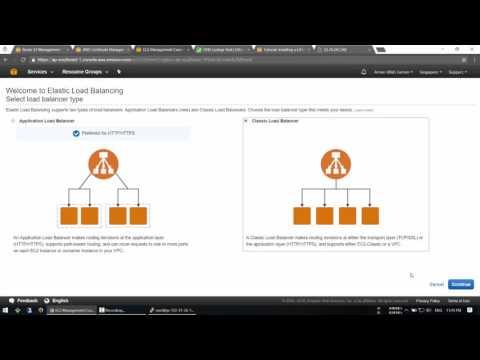 AWS Elastic Load Balancer Setup with AWS SSL Certificate in EC2