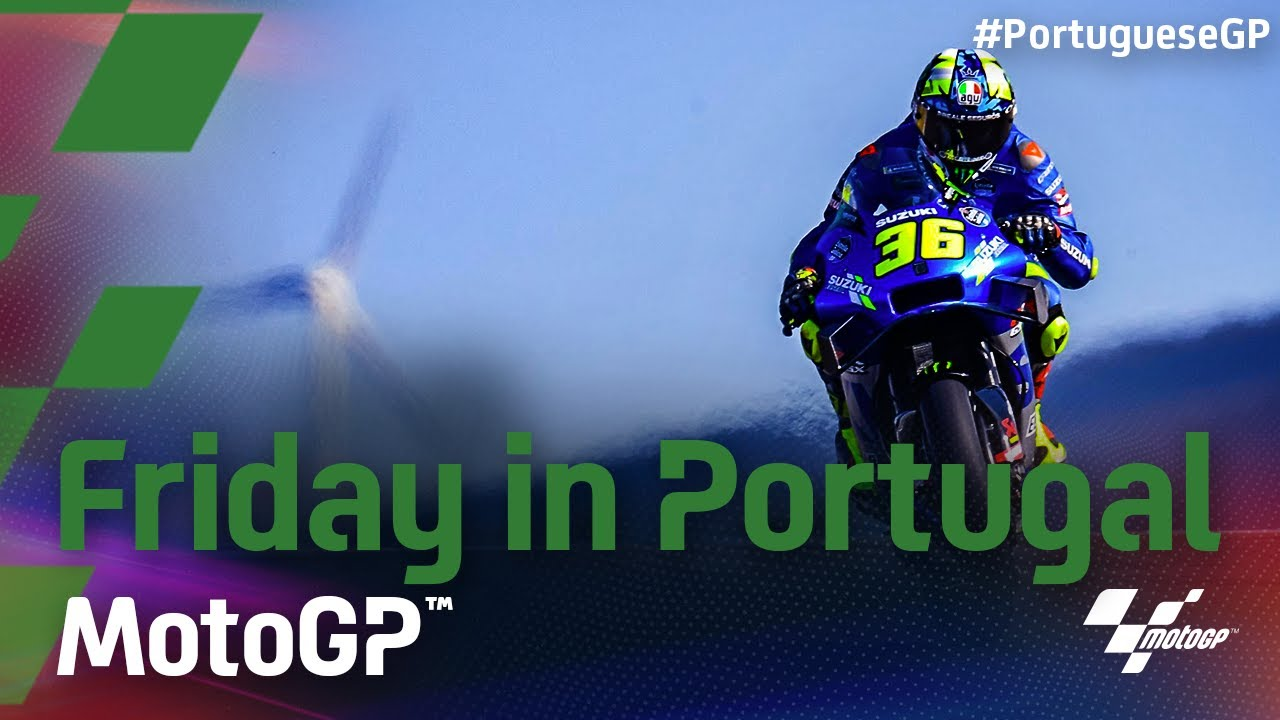 Friday in Portugal | 2021 #PortugueseGP