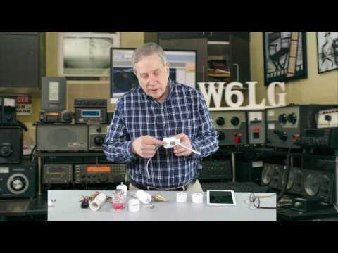 Ham Radio Basics--Dipole Antenna Center Insulator