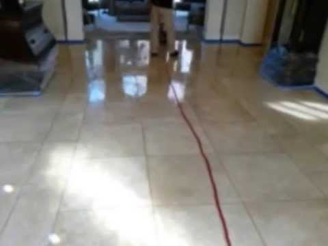Sacramento Travertine Tile and Grout Cleaning - (916) 342-4345