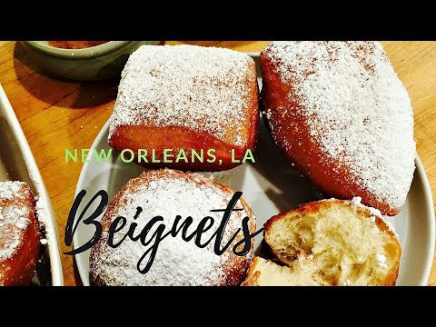 New Orleans Homemade Beignet Recipe | DinnerThymeWithApril