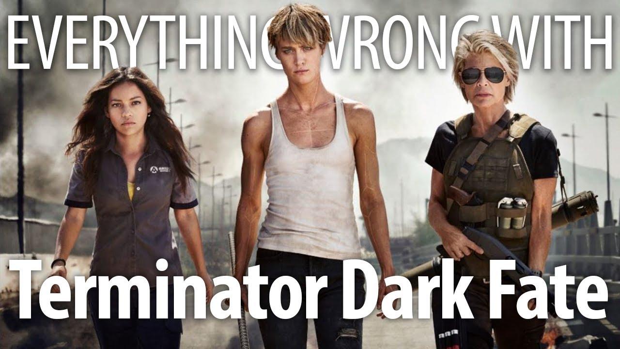 Everything Wrong With Terminator: Dark Fate In Zzzzzzzz Minutes