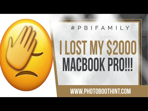 I Lost My $2000 Macbook Pro!!! | Vlog 2