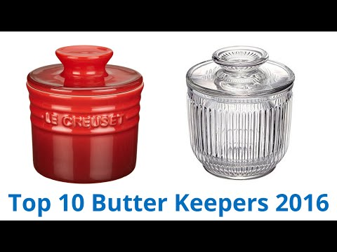 10 Best Butter Keepers 2016