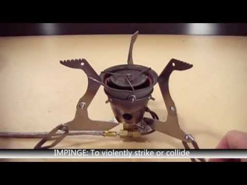 All Alcohol Stove design