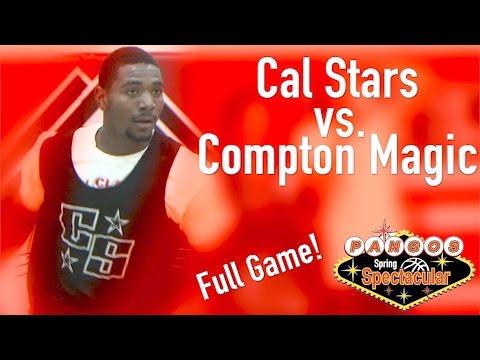 Compton Magic vs. California Stars: Pangos Spring Spectacular 2017