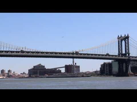 New York City Brooklyn & Manhattan Bridge