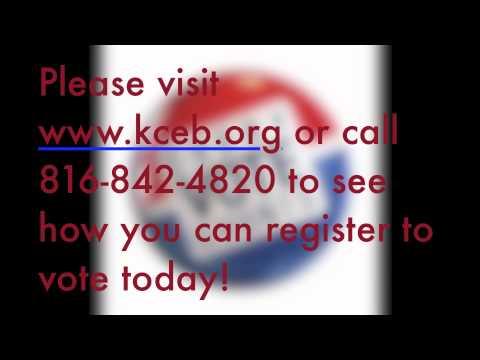 Register to Vote in KC