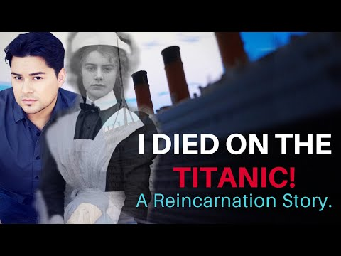 I died on the Titanic!