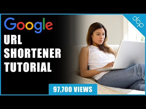 Google URL shortener tutorial