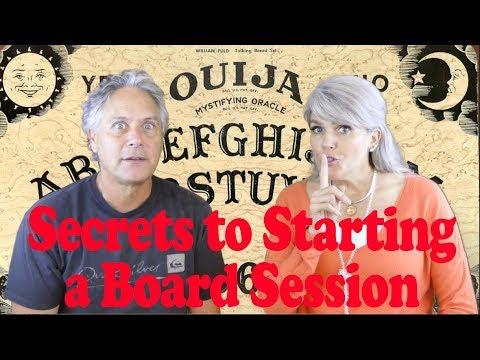 Get Your OUIJA BOARD to Work!! ((Secret Tips))