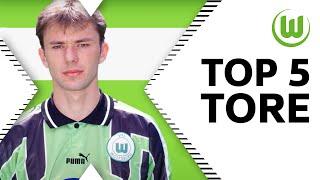 Krzysztof Nowaks schönste Tore | VfL Wolfsburg