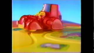 マクドナルド お子様セット マック合体 サーキット CM 1994