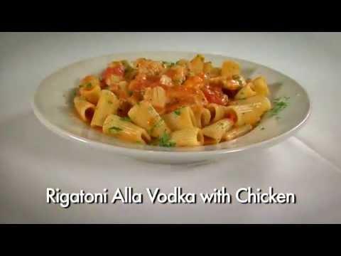 Ilio DiPaolo's: Rigatoni Alla Vodka with Chicken