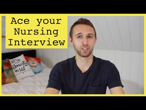 How to Ace Your Nursing Interview