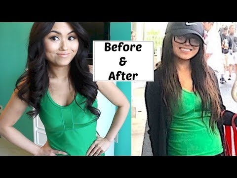 Gluten Free & Dairy Free Weight Loss Before & After/ Results  * Rosie