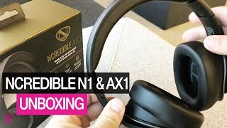NCredible Wireless Bluetooth Headphones Unboxing | T-Mobile