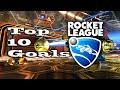Top 10 Goals Rocket League 1